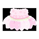 桜の妖精ドレス