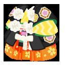歌舞伎役者衣装