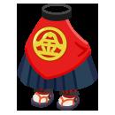 金太郎衣装袴