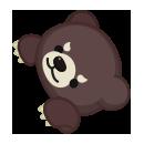 くっつき金太郎クマ
