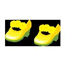たんぽぽの靴