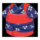 田植え娘衣装