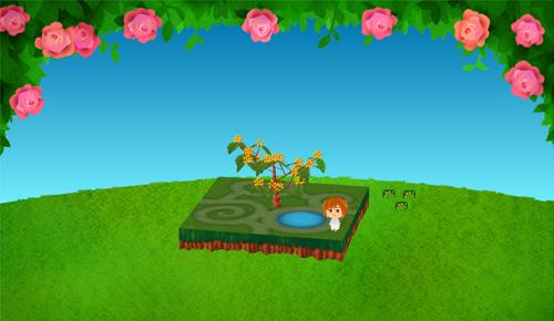 コイコイ大きなバラの門 設置例