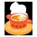 手持ちオニオンスープ